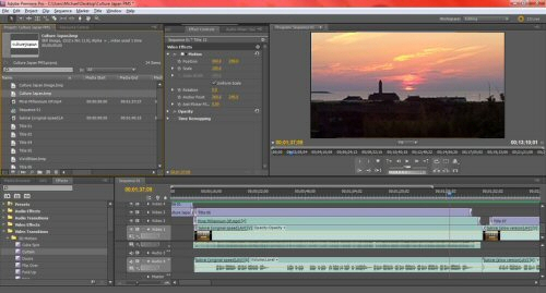 London Video editing service